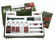 Soil testing & Sterilisation