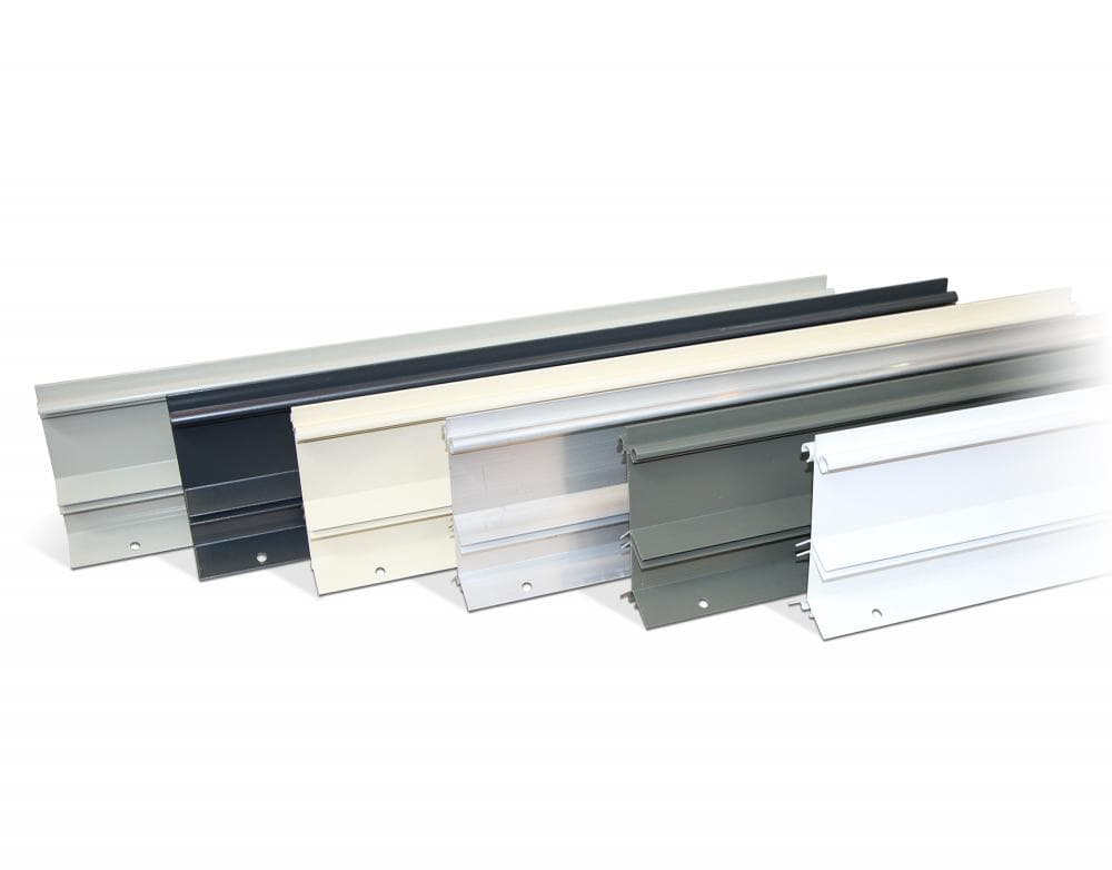 bar capping finishes