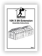 Naseby Greenhouse Extension