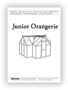 Junior Orangerie Instructions