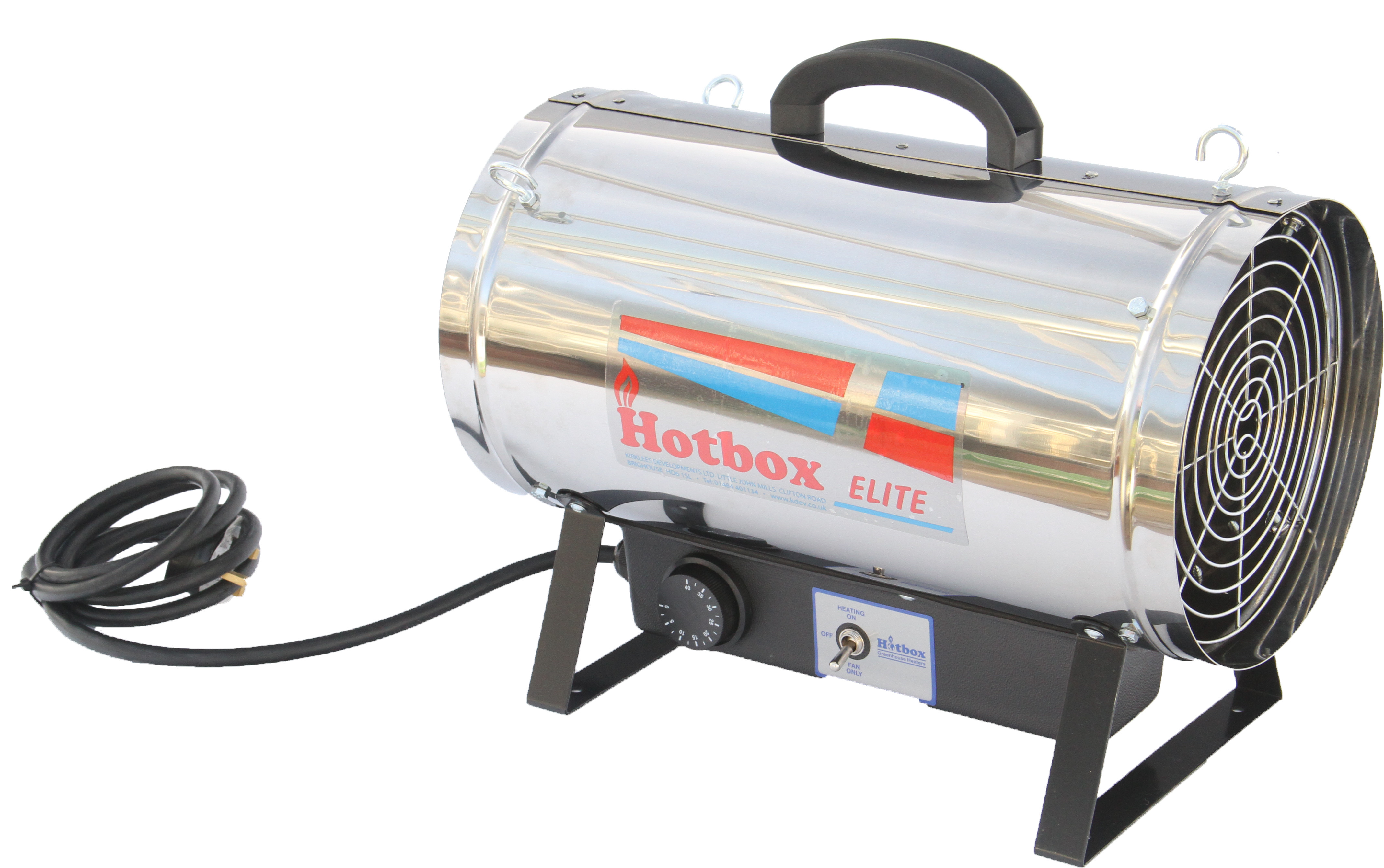 Hotbox Elite 2.8Kw Greenhouse Heater