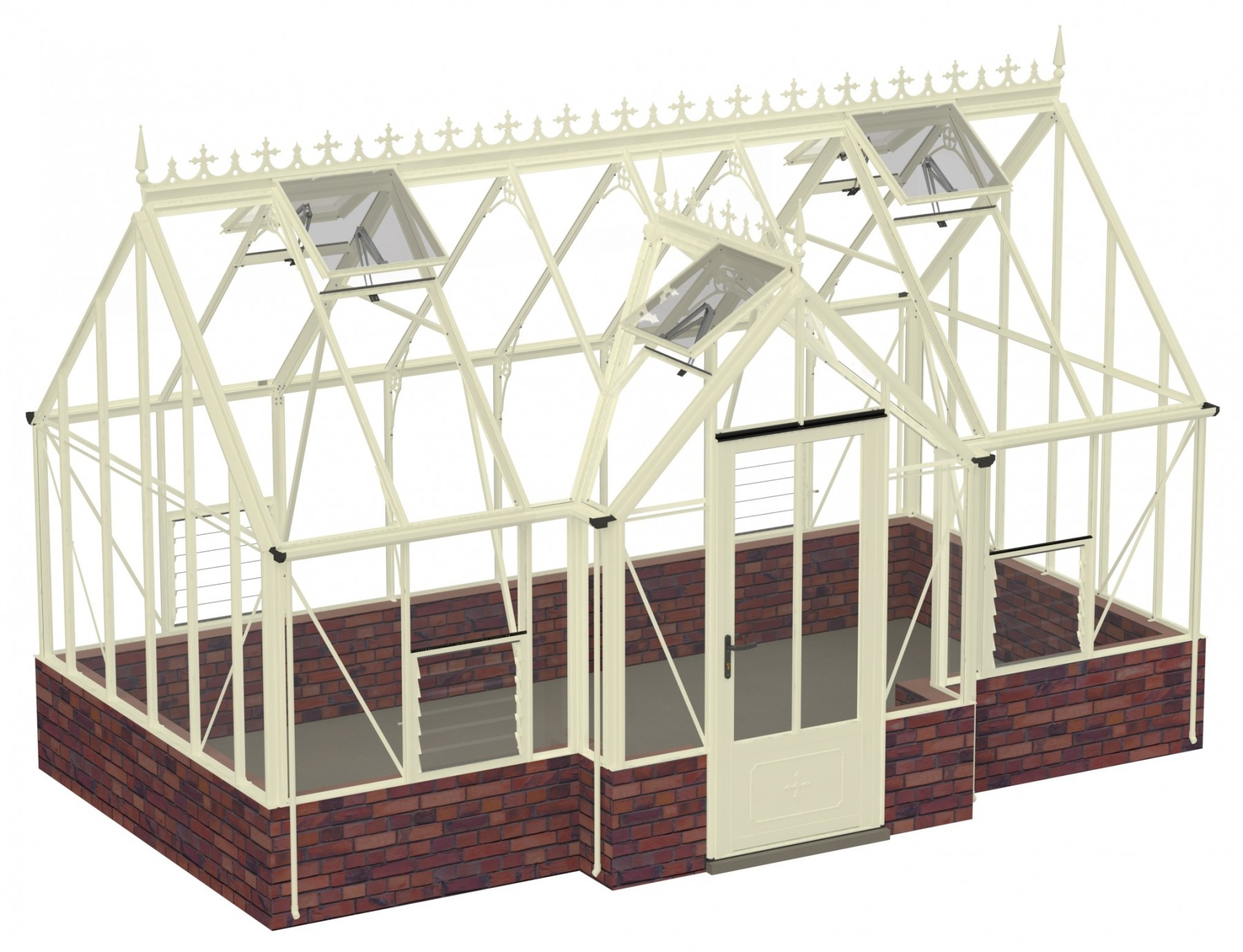 Robinsons Rushby Ivory 9ft x 16ft