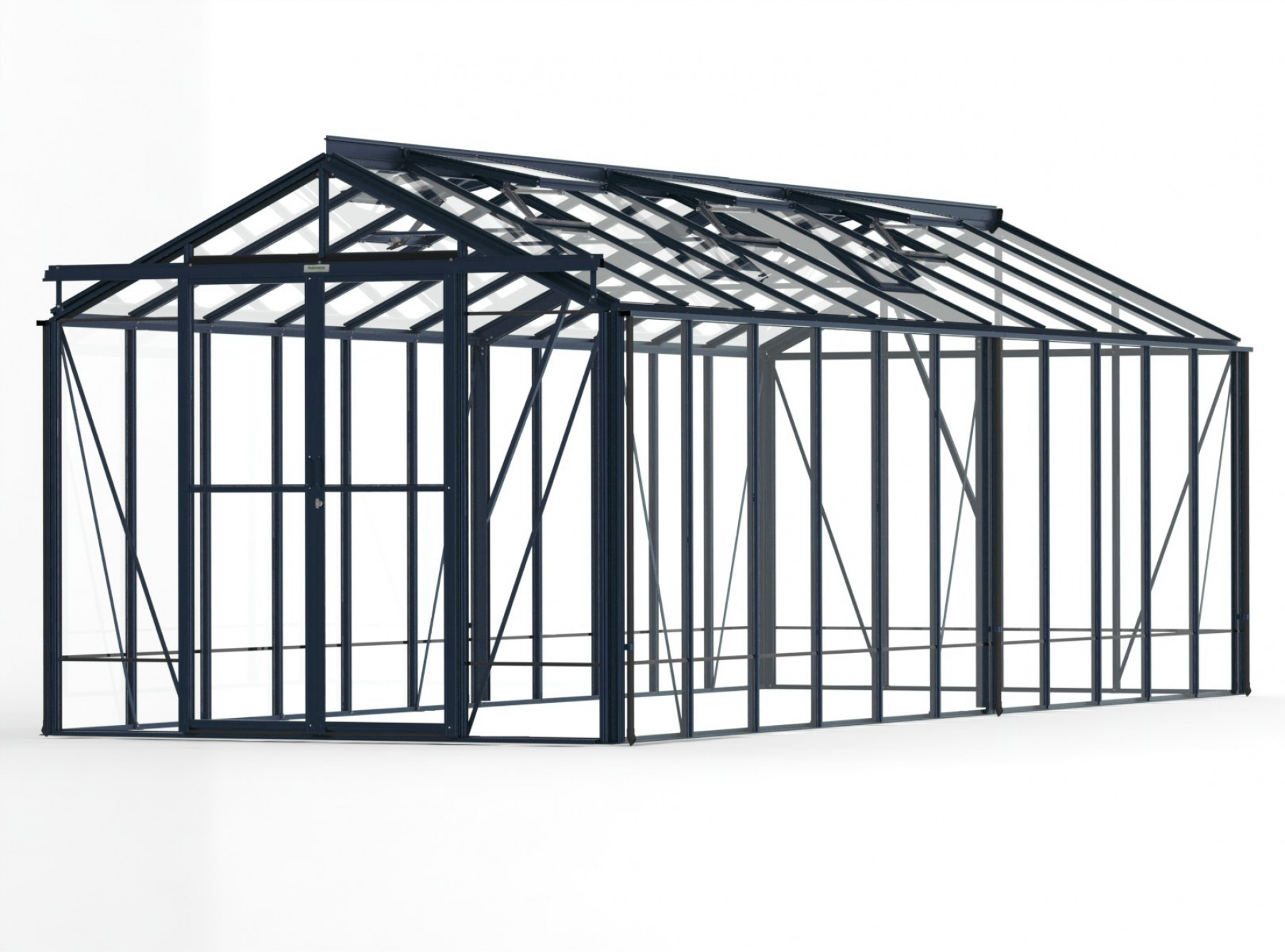 Royale 8ft6 x 22ft Anthracite