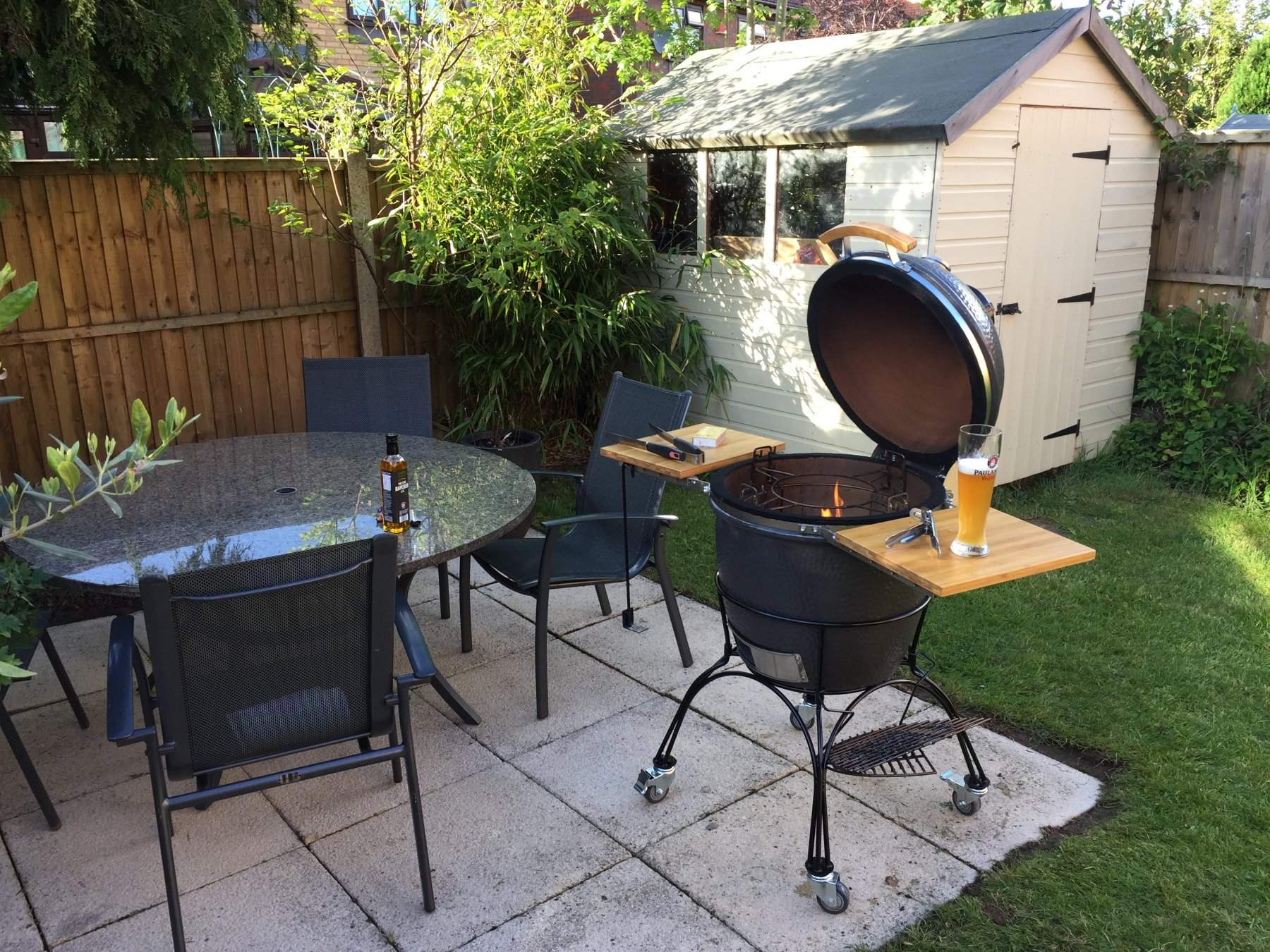 Wild Goose 18 Inch Kamado With Cart