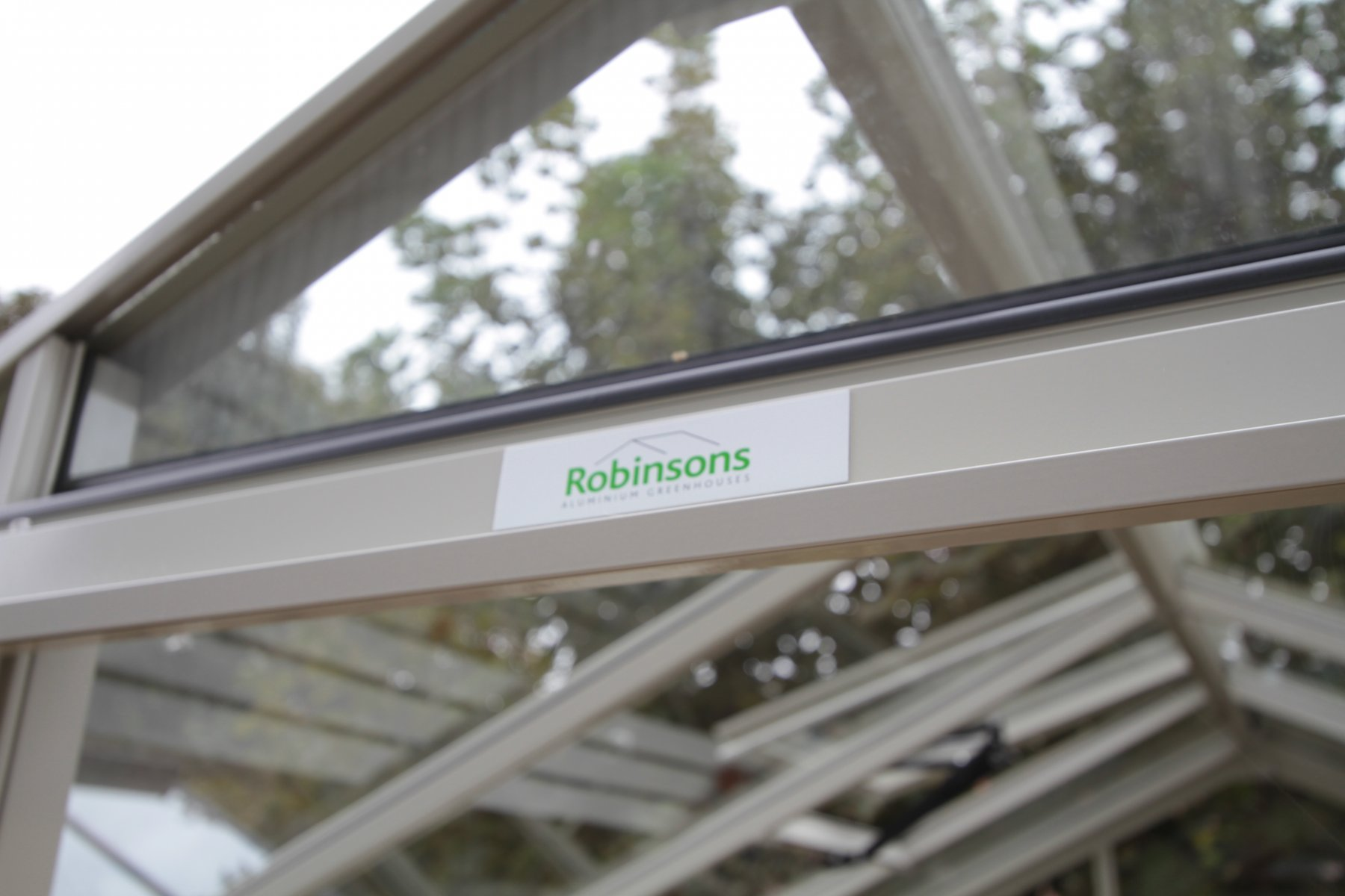 Robinsons, the mark of quality since 1947