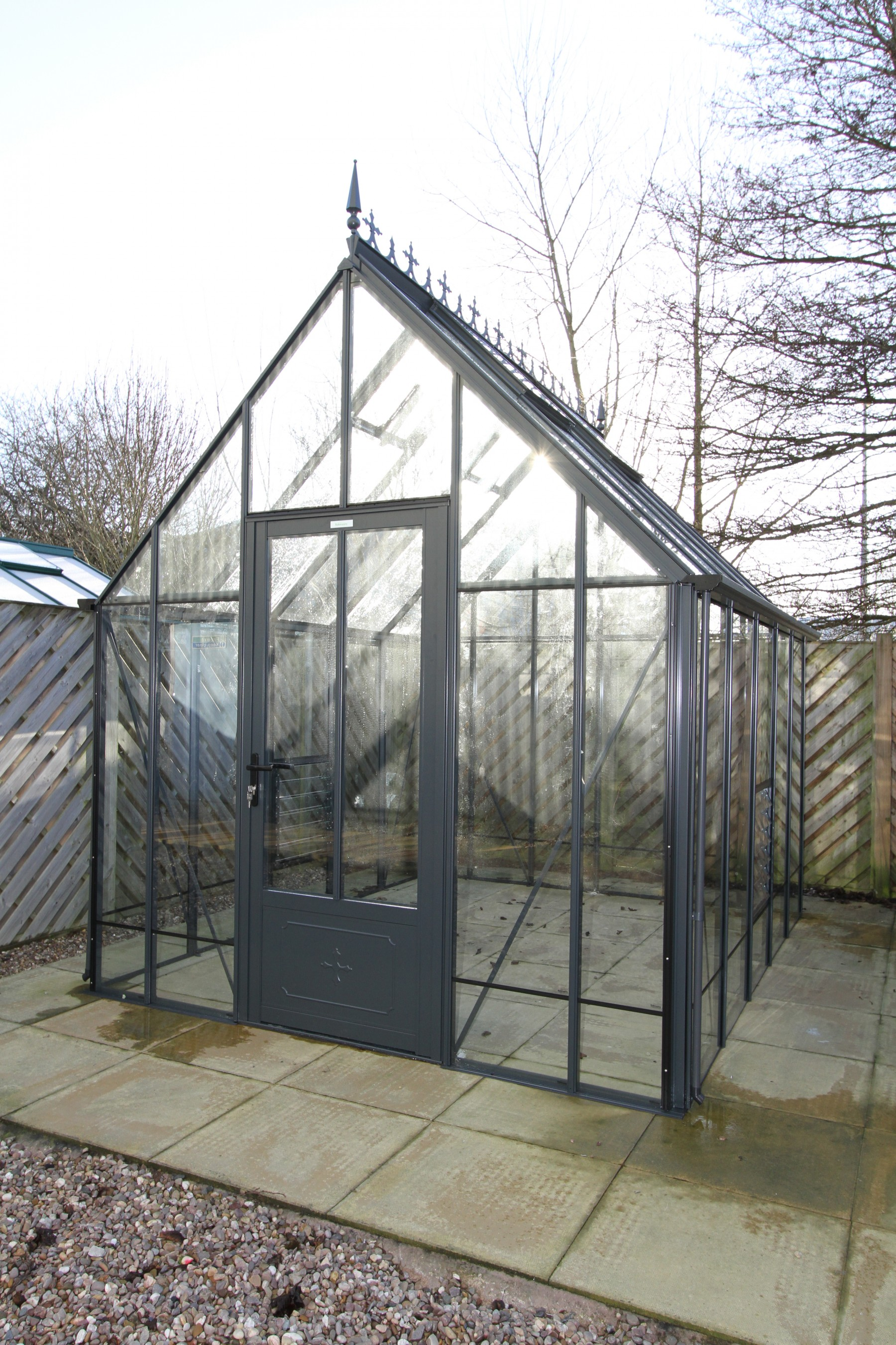 Robinsons Ratcliffe Anthracite 8ft x 10ft