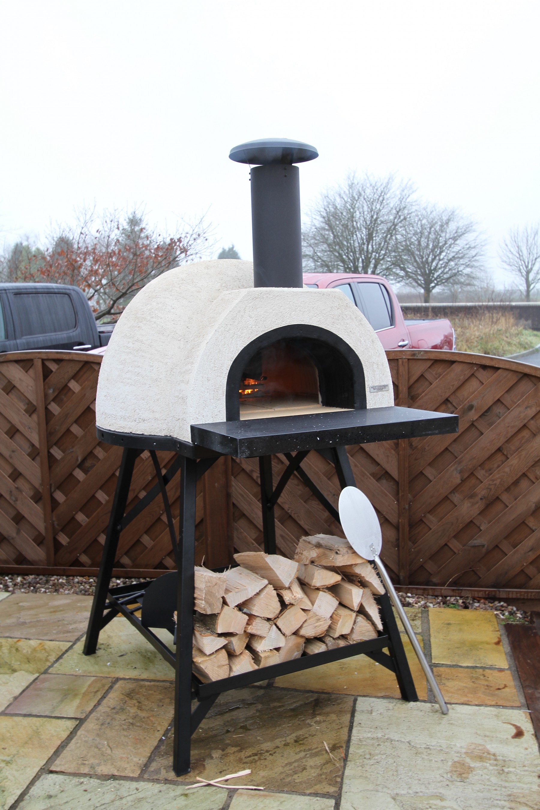 Wild Goose Wg70 Wood Fired Pizza Oven