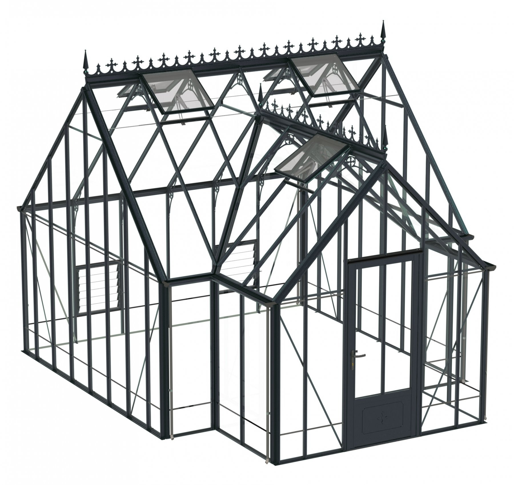 Robinsons Reicliffe 15ft x 12ft, in Anthracite