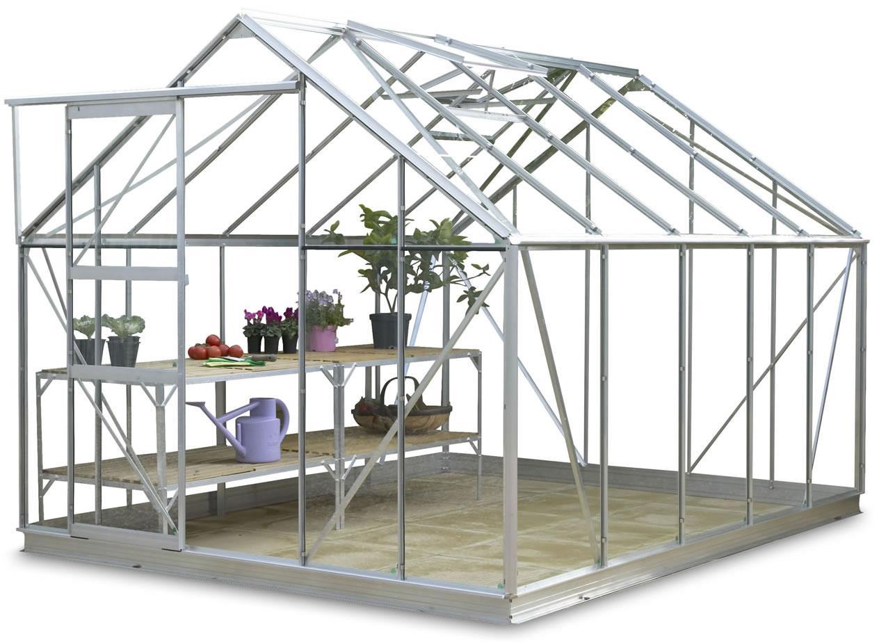 Greenhouse 8x10 simplicity