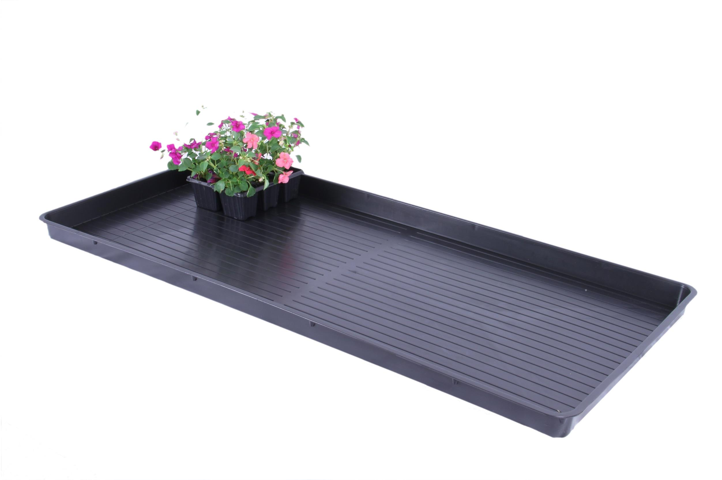 Superieur Garland Pack Of 3 Giant Plus Garden Tray 550mm X 1200mm Black