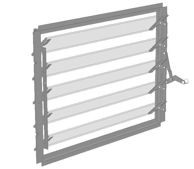 aluminium louvre window. Black Bedroom Furniture Sets. Home Design Ideas