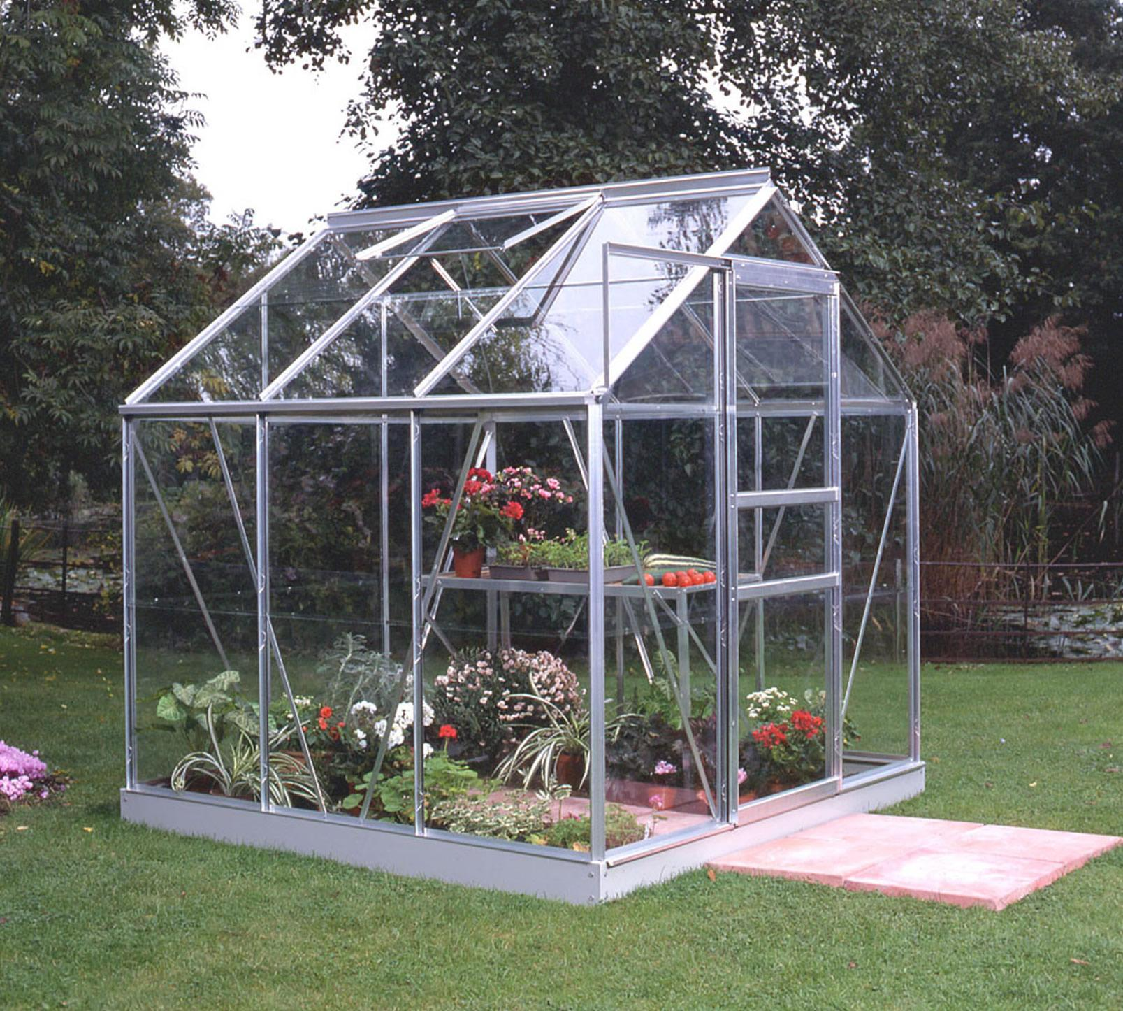 10+Halls 8X6 Greenhouse
