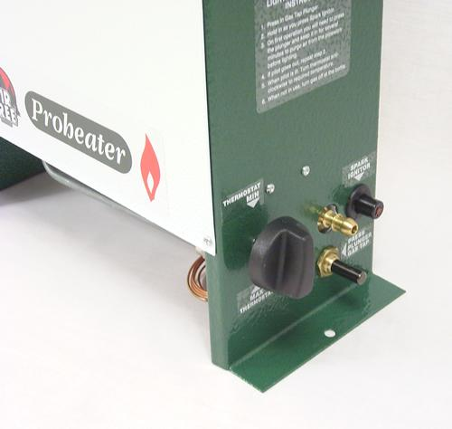 Fir Tree Deluxe Proheater 3kW Gas