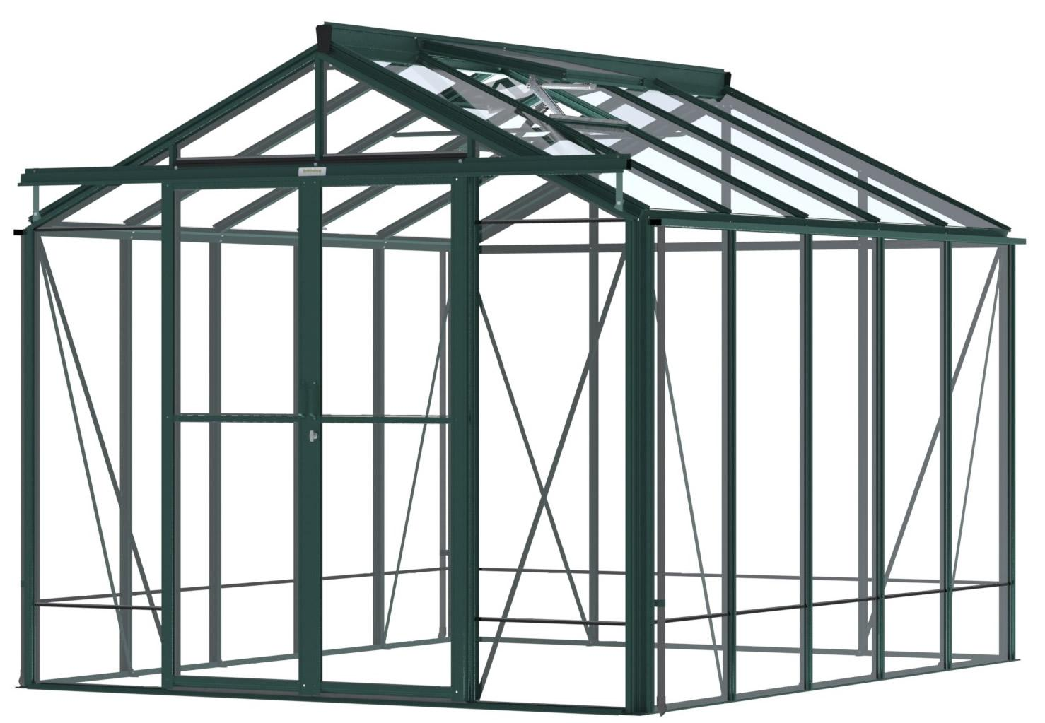 Robinsons Royale 8ft6 x 10ft8 Greenhouse