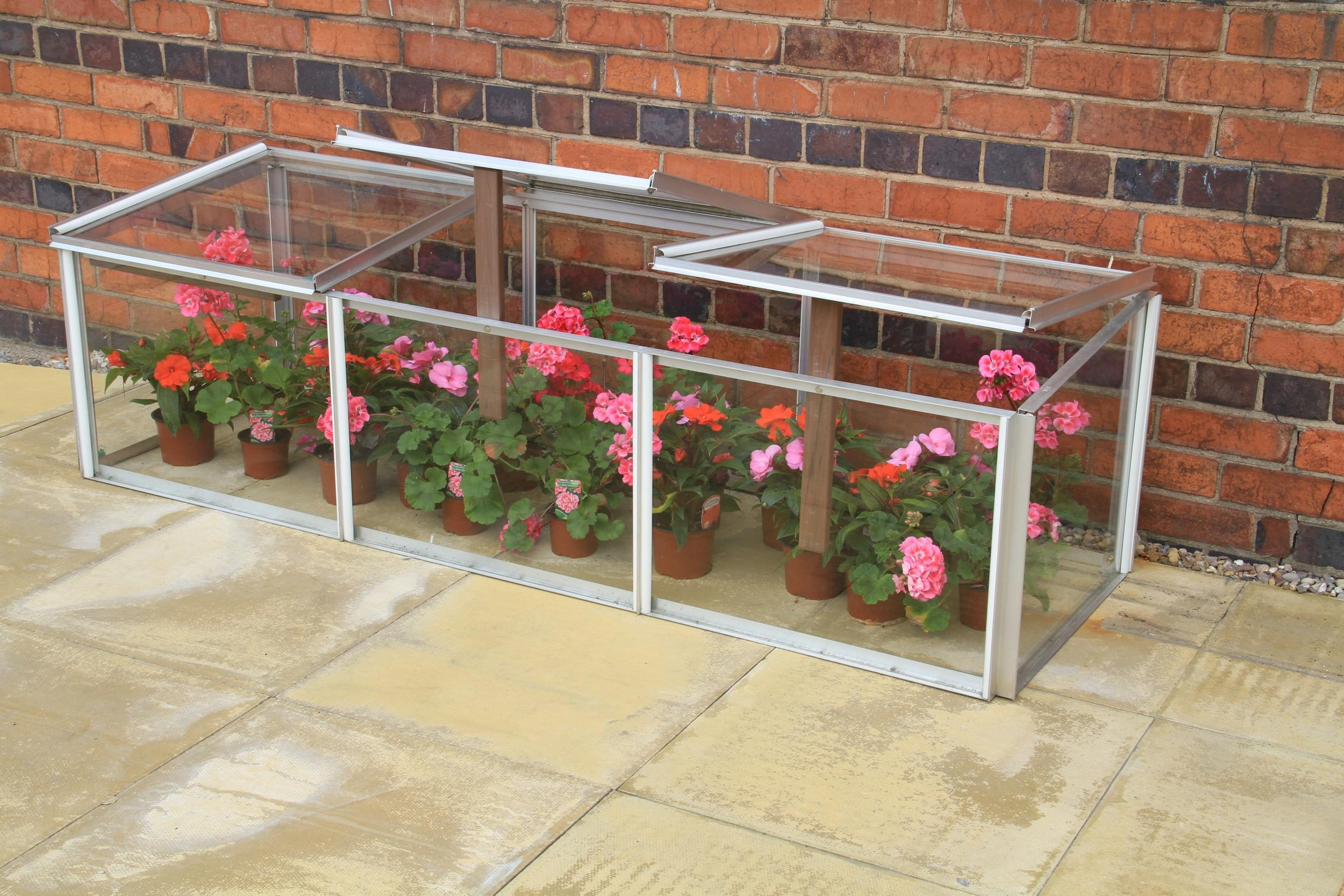 Simplicity Cold frame 2ftx6ft