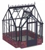 Robinsons Rushby Anthracite 9ft x 8ft8