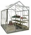 Simplicity Shugborough 6x8 Greenhouse Starter Package