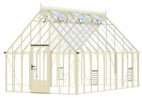 """Robinsons Reigate Ivory 11'7"""" x 50ft"""