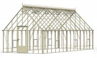 """Robinsons Reigate Victorian Ivory 11'7"""" x 28'9"""""""
