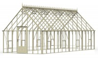 """Robinsons Reigate Victorian Ivory 11'7"""" x 30'9"""""""
