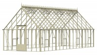 """Robinsons Reigate Victorian Ivory 11'7"""" x 32'9"""""""