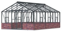 Regal 12ft7 x 20ft10 Anthracite  **DWARF WALL**