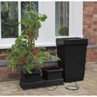 Easy 2 Grow Kit with  4 Pot Kit Black