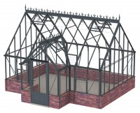 Robinsons Ramsbury Anthracite 14ft x 16ft8