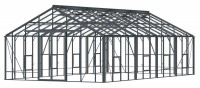 Renown 14ft8 x 26ft Anthracite