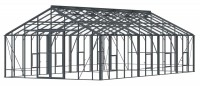 Renown 14ft8 x 28ft Anthracite