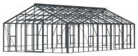 Renown 14ft8 x 30ft Anthracite