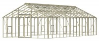 Renown 14ft8 x 30ft Ivory