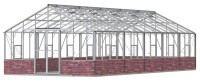 Renown 14ft8 x 33ft Mill Dwarf Wall