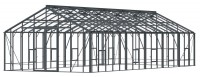 Renown 14ft8 x 34ft Anthracite