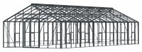 Renown 14ft8 x 38ft Anthracite