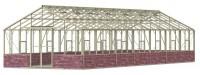 Renown 14ft8 x 46ft  Ivory  **Dwarf Wall**
