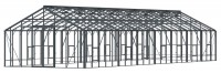 Renown 14ft8 x 46ft Anthracite
