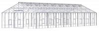 Renown 14ft8 x 50ft White