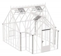 Robinsons Reicliffe White 15ft x 12ft8