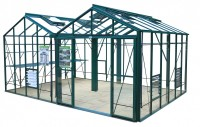 Royale Reach doublespan 17ft7 x 12ft Green Ex display