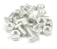 25x 10mm cropped head bolts