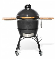 18-Inch Kamado with cart