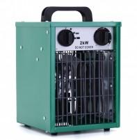 2kW fan heater LH