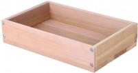 Cedar seed tray