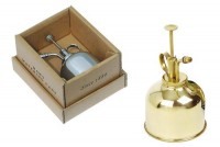 300ml Mist Sprayer Brass - gift boxed