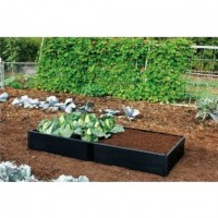 Original Grow bed 3ft x 3ft with Extension Kit