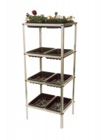 4 Tier Seed Tray Frame