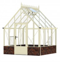 Robinsons Rushmoor Ivory 8ft x 8ft