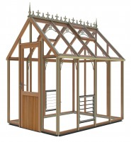 Alton Smallwood Victorian (Glass to ground) 6ft x 8ft