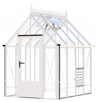 Robinsons Repton white 6ft x 6ft